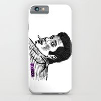 iPhone & iPod Case featuring Danny Zuko by Feral Doe