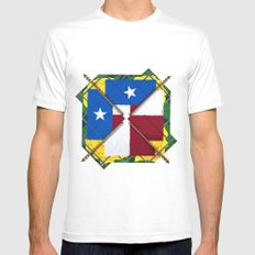 Altered State: TX Mens Fitted Tee SMALL White