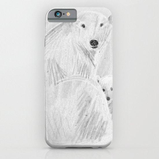 arctic bears iPhone & iPod Case