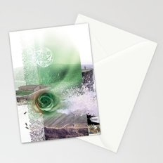 dun aengus - ireland... Stationery Cards