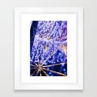 Tokyo Confetti  Framed Art Print