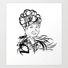 af Art Print