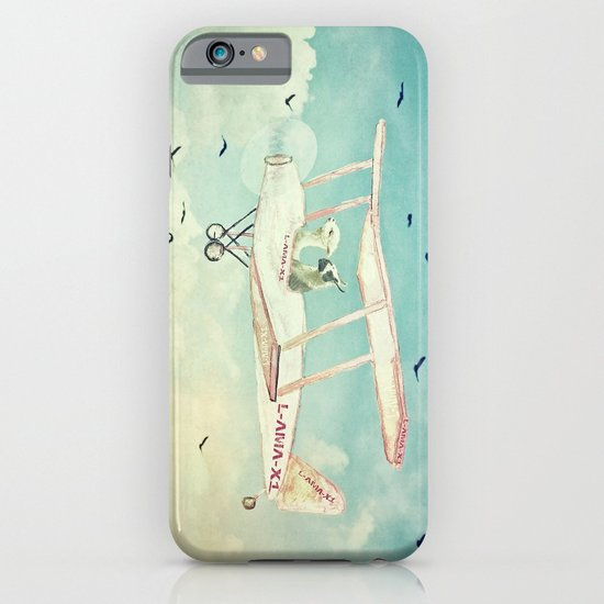 Never Stop Exploring III iPhone & iPod Case