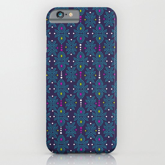 Stella Pattern iPhone & iPod Case