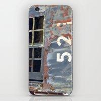 Iron Horse iPhone & iPod Skin