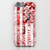 iPhone Cases featuring USA by Bekim ART