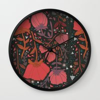 Nature number 2. Wall Clock