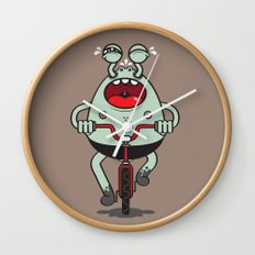 Healthy Life Is Killing Me Wall Clock