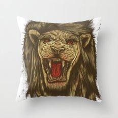 Heart of a... Throw Pillow