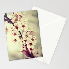 May Flowers Stationery Cards