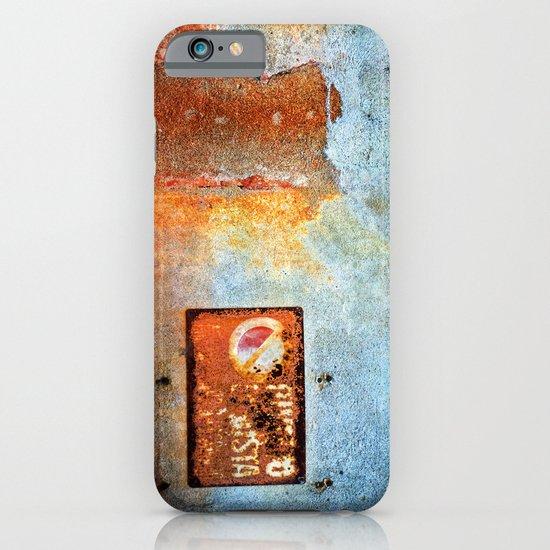 No parking - Divieto di sosta iPhone & iPod Case