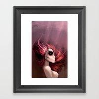 never forgotten / time Framed Art Print