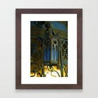 Monster Light Framed Art Print