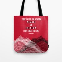 Oscar Levant Quote Tote Bag