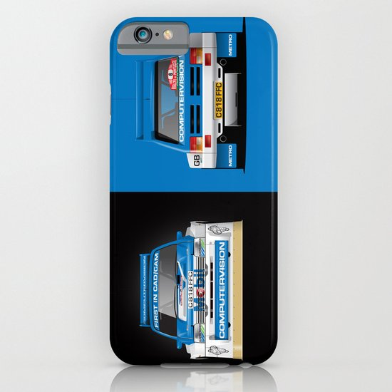 Group B Edition, N.º5, MG Metro 6R4 iPhone & iPod Case