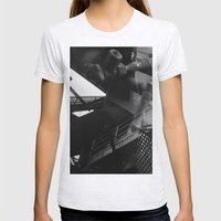 Landschaftspark Womens Fitted Tee Ash Grey SMALL