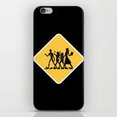 Hollowmentary Crossing iPhone & iPod Skin