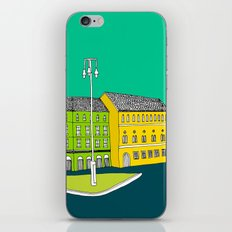 CITY CENTRE // TOWN iPhone & iPod Skin
