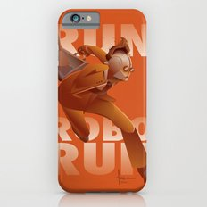 RUN ROBO RUN Slim Case iPhone 6s