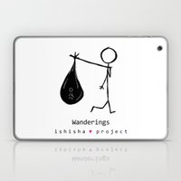 WANDERINGS by ISHISHA PROJECT Laptop & iPad Skin