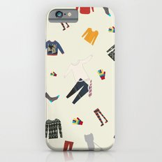 Clothes and monsters iPhone 6 Slim Case