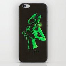 Strange girl iPhone & iPod Skin