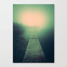 Drowning Echoes Canvas Print