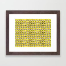 Designer drug Framed Art Print