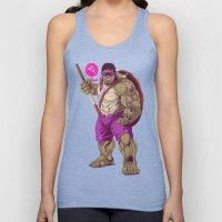 Hulk Ninja Turtle Unisex Tank Top