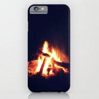 Streams of Fire iPhone 6 Slim Case
