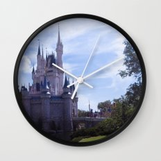 Cinderella's Castle Wall Clock