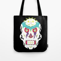 White Knuckle Ride Tote Bag