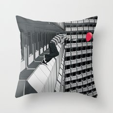 No Second Chance Throw Pillow