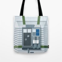 Rebel Pilot Recruitment Poster Tote Bag