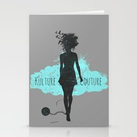 Kulture Couture Stationery Cards