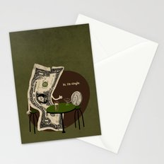 Pick up line Stationery Cards