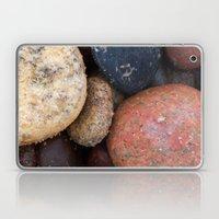 Lake Superior Beach Stones Laptop & iPad Skin
