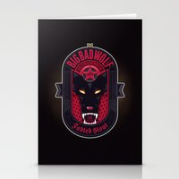 Fabled Stout Stationery Cards