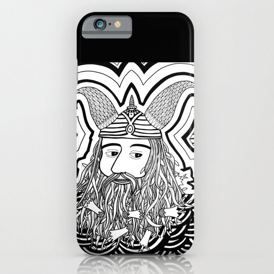 Vi King iPhone & iPod Case