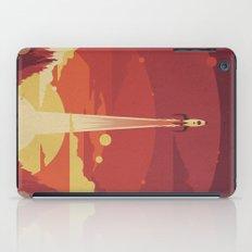 Atomic Sky iPad Case