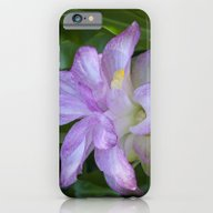 Tropical Pink Flower iPhone 6 Slim Case