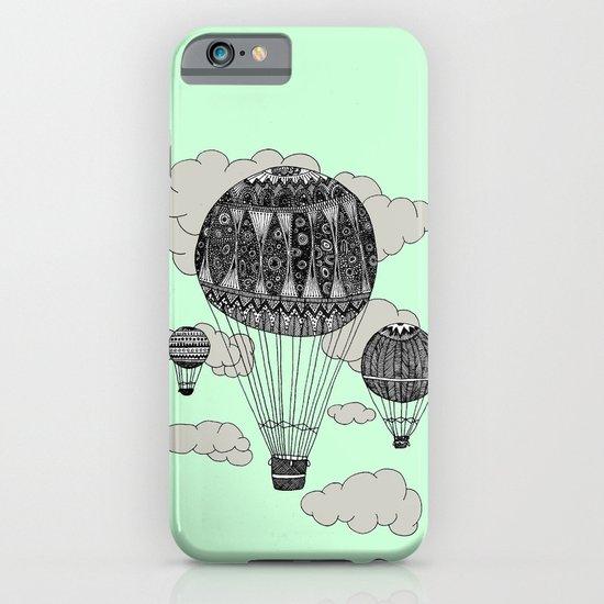 Hot Air Ballooning iPhone & iPod Case