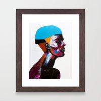 painting 03 Framed Art Print