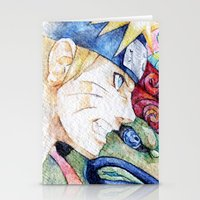 Nauto Watercolor Stationery Cards