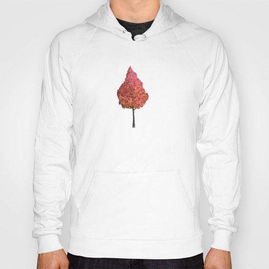 Little Red Tree Hoody