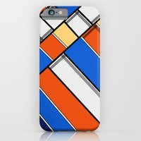 iPhone & iPod Case featuring Lined I by F. C. Brooks