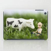 Baldy & Cow iPad Case