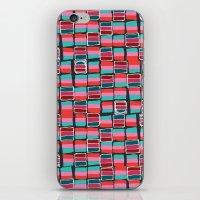 Pixel Pattern iPhone & iPod Skin