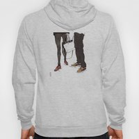 Mismatched, But Not Inco… Hoody