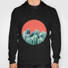 Cactus on Coral #society6 #decor #buyart Hoody